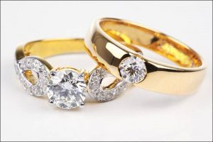 Custom Couple Rings at Flawless Fine Jewellery