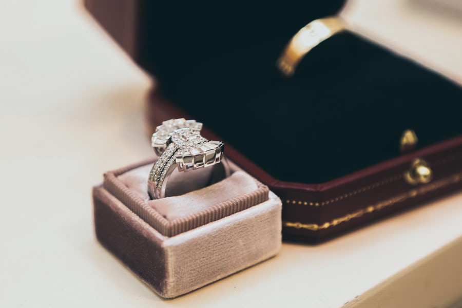 The 4 C's of Engagement Ring Shopping